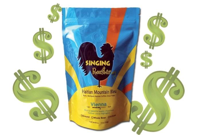 haitian coffee fundraiser