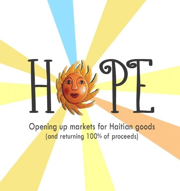 Pledge to drink Haitian coffee