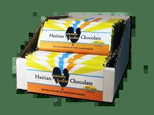 Wholesale Haitian Chocolate Bars