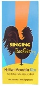 Singing Rooster Marketing Materials - brochureMaterials - Tent cards