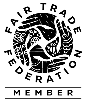 Fair Trade Federation Logo Singing Rooster