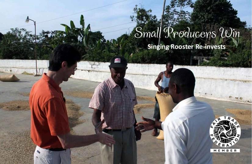 cacao producers haiti