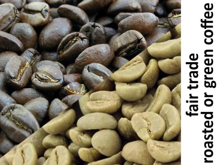 green or roasted coffee online, Haiti