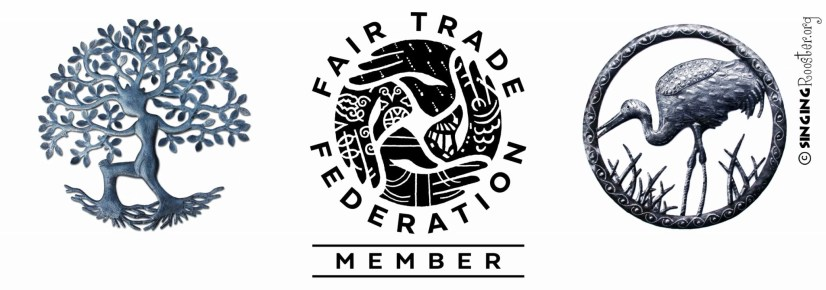 Singing Rooster is a member of the Fair Trade Federation