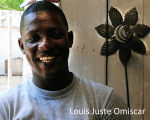haitian artist louis