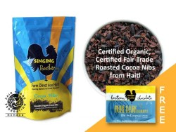 Haitian cacao nibs back in stock