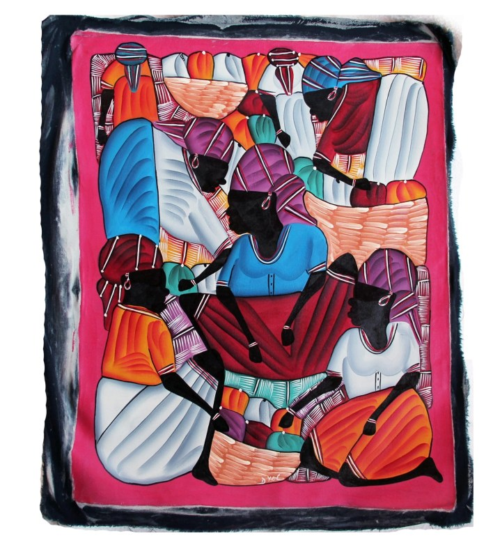 haitian painting online