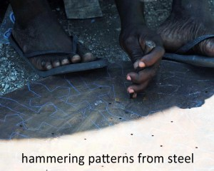 hammering patterns