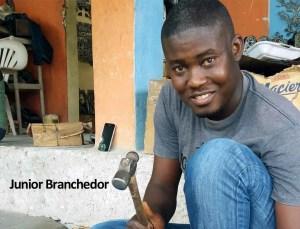 Junior Branchedor, Haitian metal artist