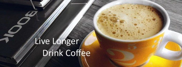 live longer, drink (Haitian) coffee