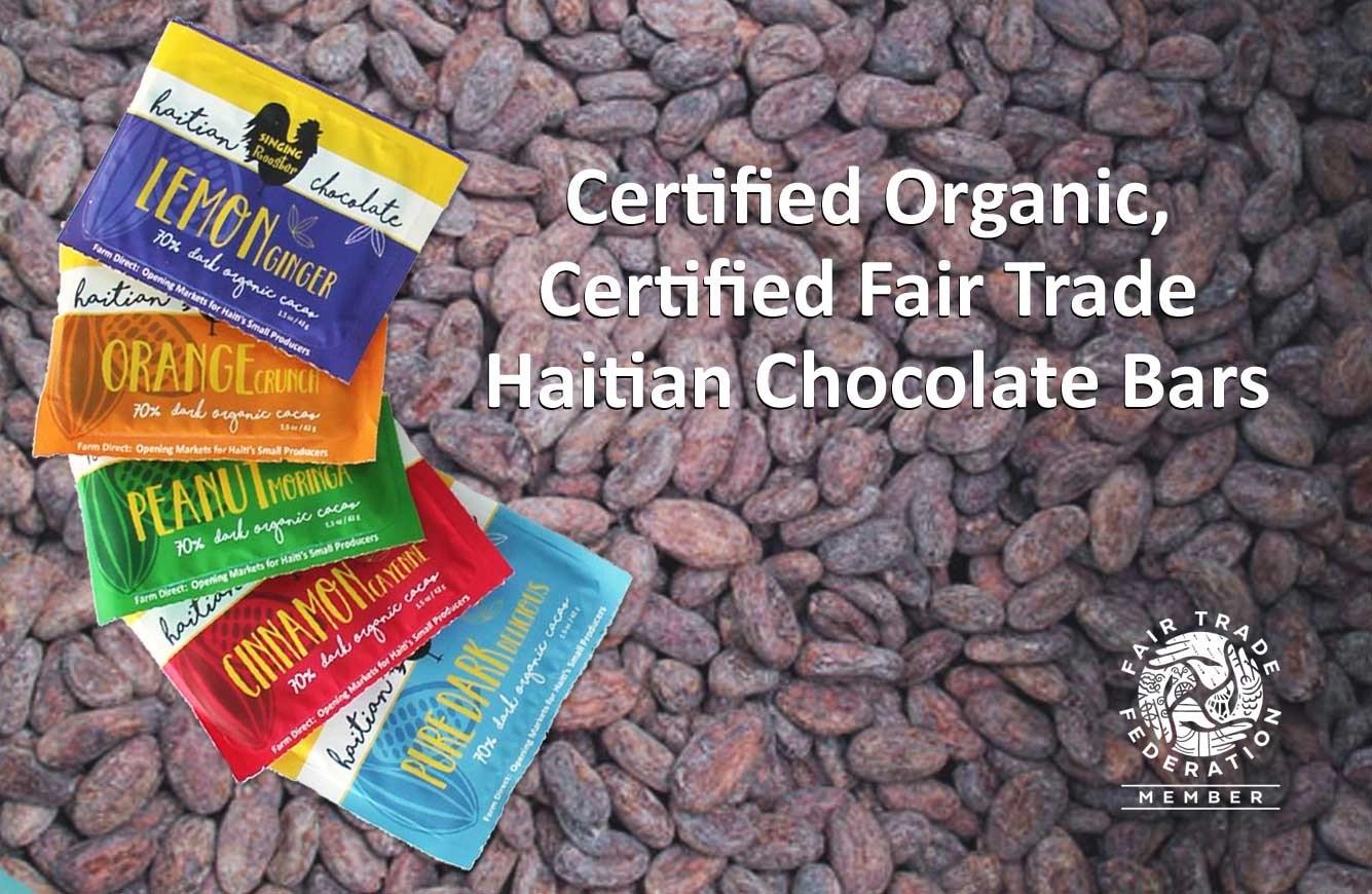 Want long-lasting change in Haiti? Eat chocolate.