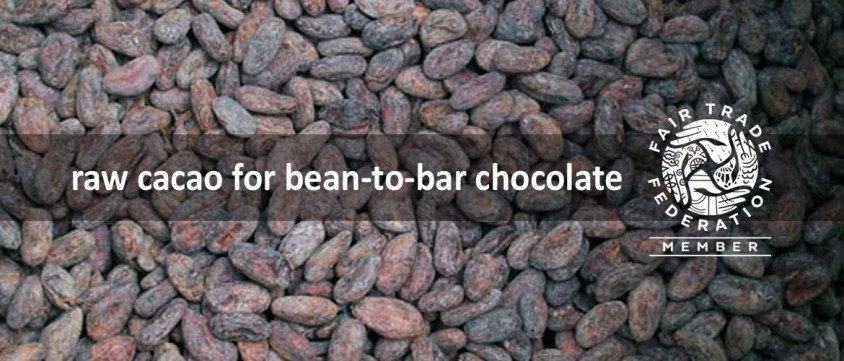 bean to bar raw cacao, Haiti