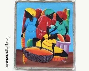 Haitian paintings online