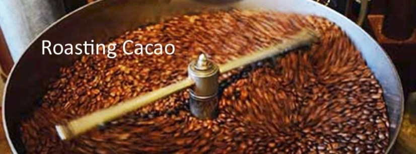 roasting advice cacao