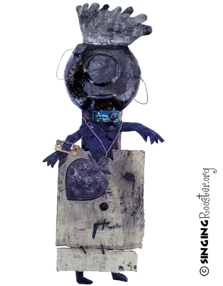 find Haitian metal wall art online