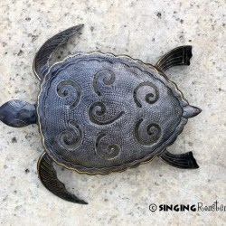 sea turtle art, save