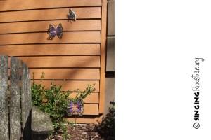 shop for butterfly garden art online