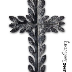 buy metal cross Christian art online