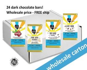 wholesale haitian chocolate