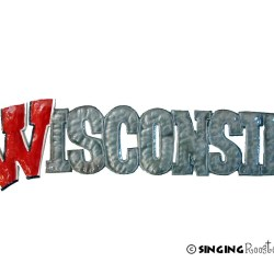 Wisconsin word art, haiti