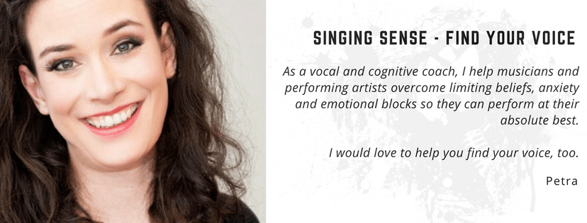 singing sense – find your voice