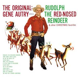 Gene Autry and Rudolph