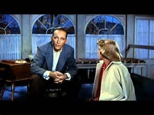 Bing Crosby and Rosemary Clooney singing Count Your Blessings Instead of Sheep in the musical White Christmas