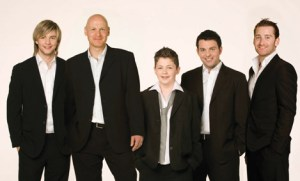 Original Celtic Thunder Group