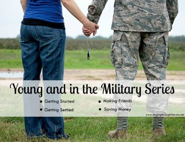 young and in the military