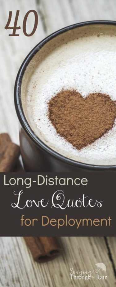 long distance love quotes for deployment