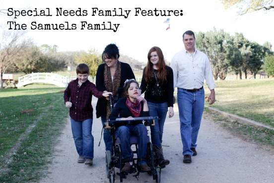 Special Needs Family