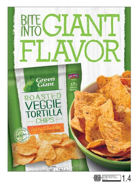 Veggie Snack Chips
