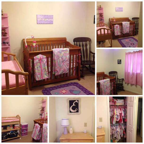 How to Turn a Small Room Into a Nursery