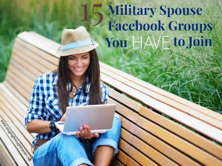Military Spouse Facebook Groups