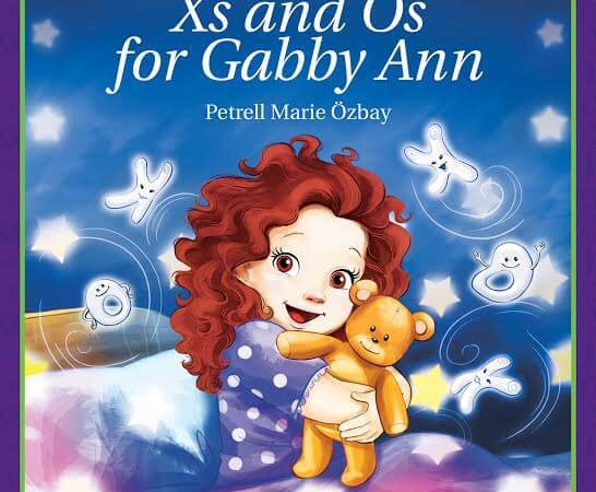 Xs and Os for Gabby Ann – Kid's Book Giveaway