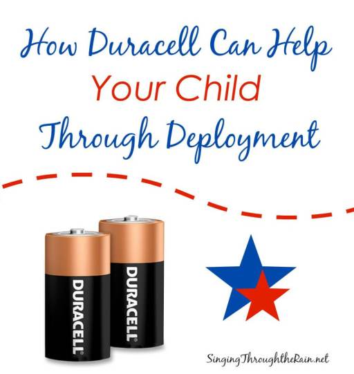 How Duracell Can Help Your Child Through Deployment