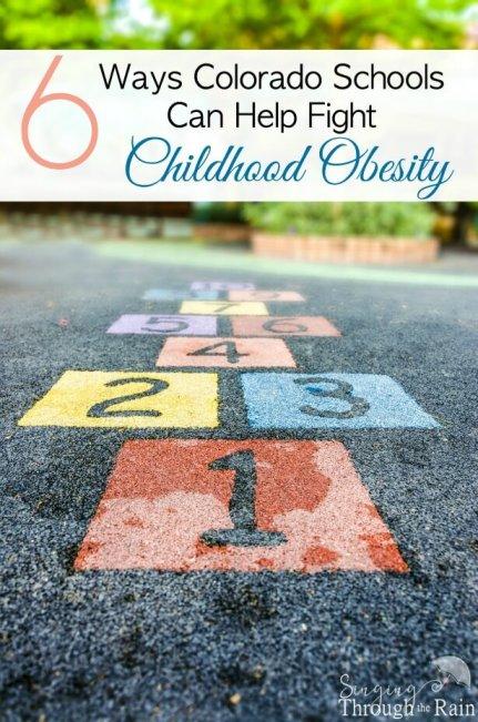 6 Ways Colorado Schools Can Help Fight Childhood Obesity