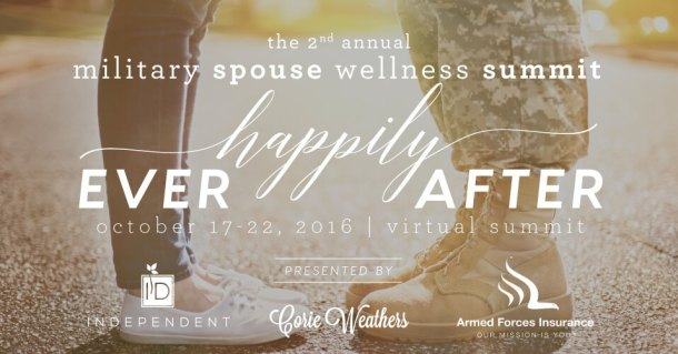 Military Spouse Wellness Summit