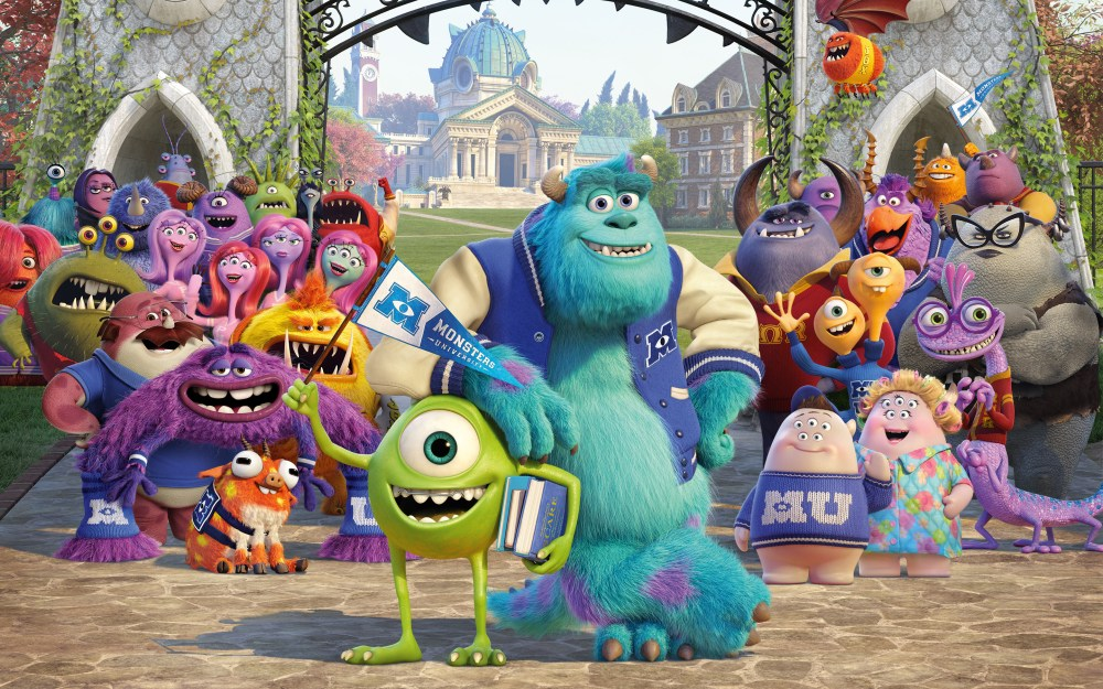 Monsters University - Pass or Fail? (1/2)
