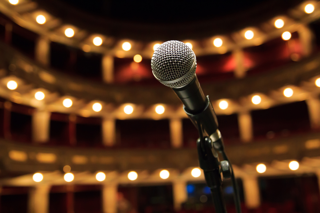 Microphone Technique 101 Singing Voice Success