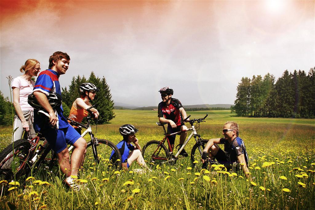 single hotel aviva mountainbike touren für geniesser
