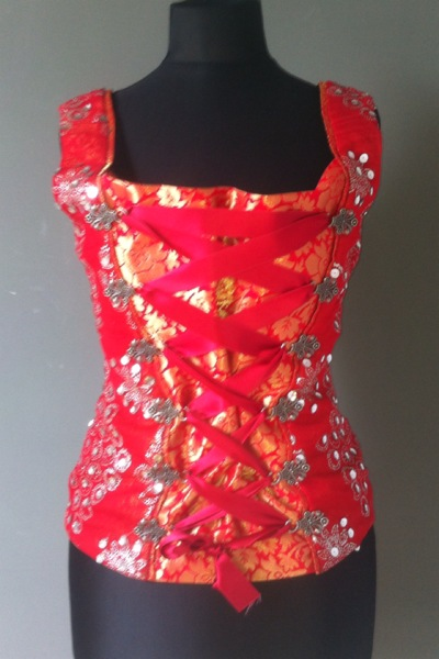 Dirndl Couture zur Wiesn 2012