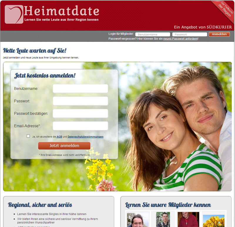 Dating-Agentur in Rumpf