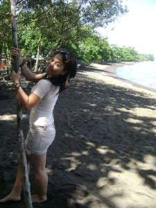 Indoneseian Girl Ayu