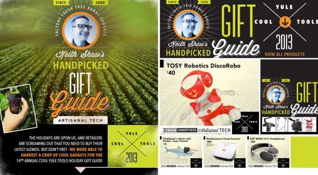 Networkworld.com :: HOLIDAY GIFT GUIDE
