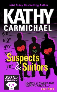 Kathy Carmichael :: SUSPECTS & SUITORS