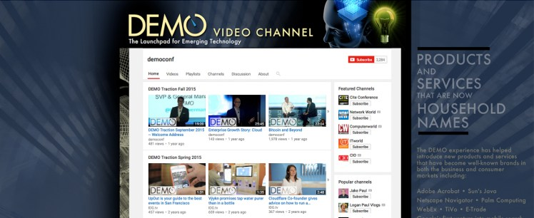Demo :: DEMO VIDEO CHANNEL