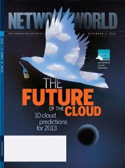 Network World magazine :: FUTURE OF THE CLOUD