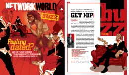 Network World magazine :: THE BUZZ ISSUE