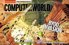 Network World magazine :: BYOD INVASION